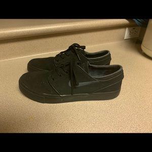 PreOwned Nike Stefan Janoski black SB Zoom Men 10